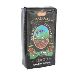 BIO mletá káva EL PALOMAR 100% arabica 250 g