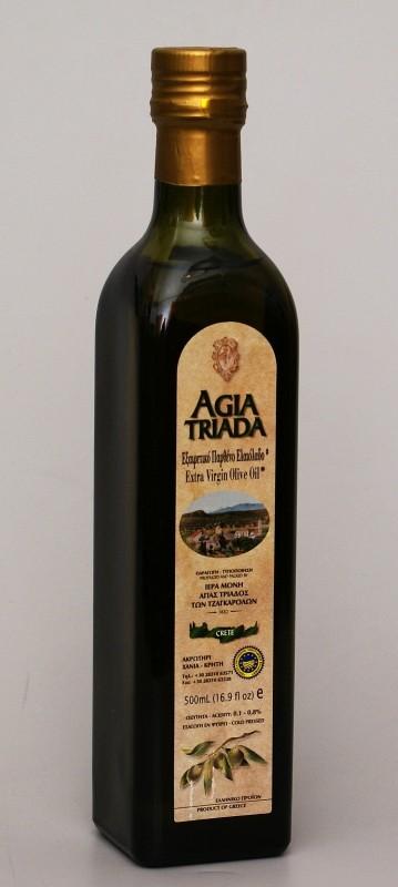 BIO extra panenský olivový olej 500ml