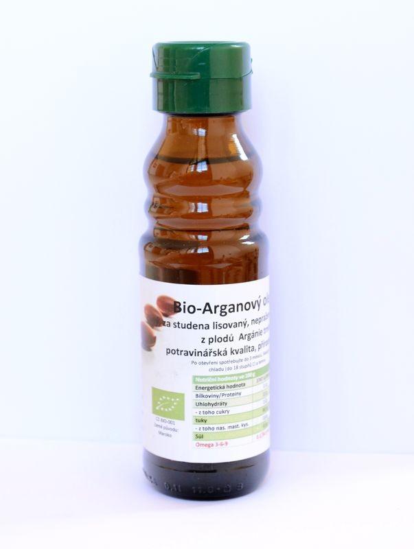 Argánový olej BIO 100 ml