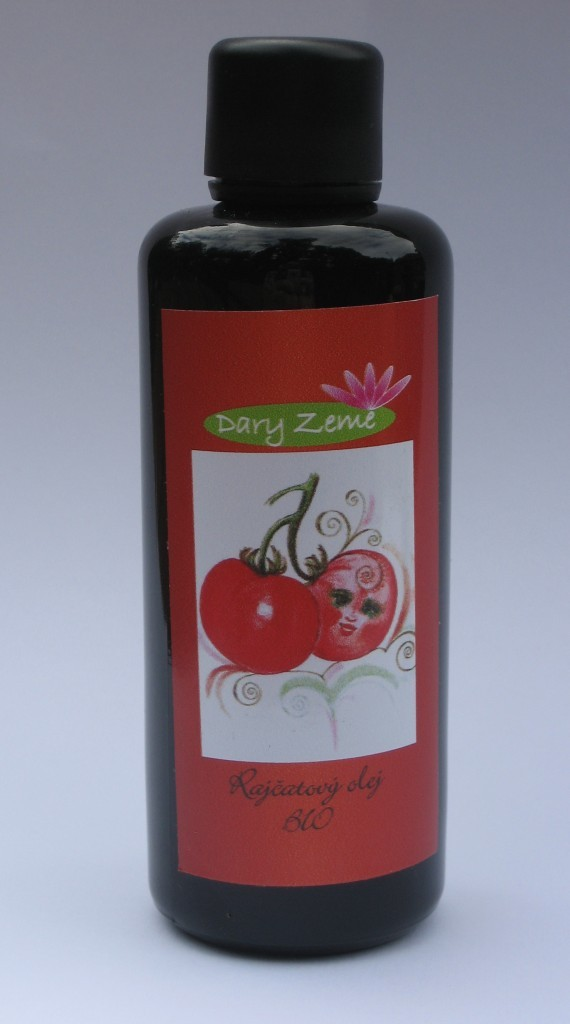 Rajčatový olej BIO