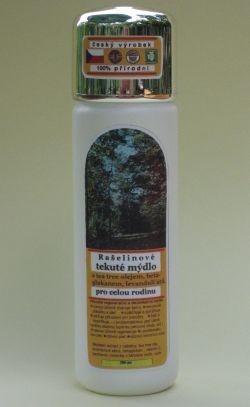 Rašelinové tekuté mydlo 250 ml