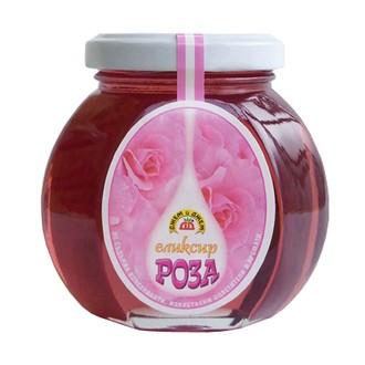 růžový med 500 g