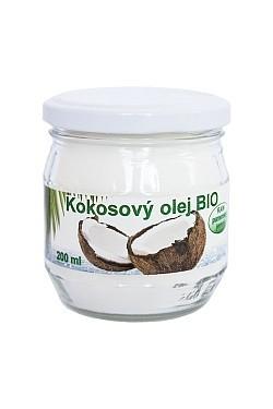 BIO kokosový olej 340 ml