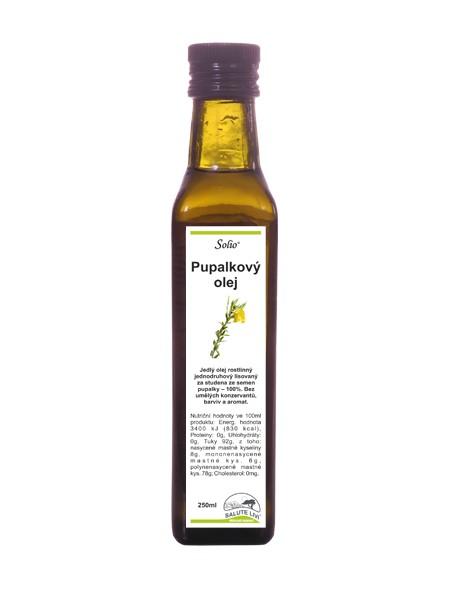 Pupalkový olej