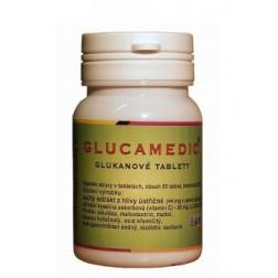 Glucamedic tablety s vitamínom C 50 tablet