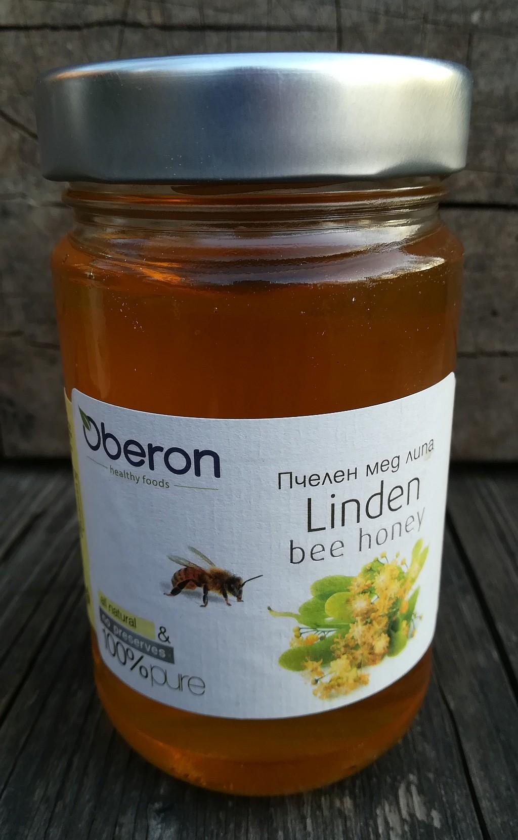 Lipový med 370 ml