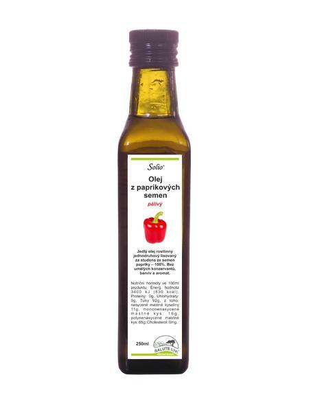 Paprikový olej pálivý