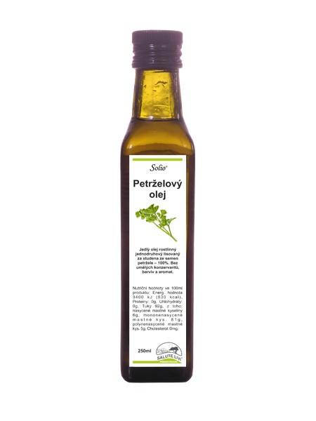 Petržlenový olej