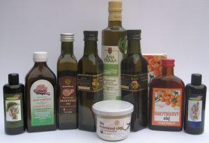 Prírodné panenské oleje